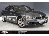 2018 Mineral Grey Metallic BMW 3 Series 330i Sedan #125534205