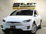 2016 Tesla Model X P90D Data, Info and Specs