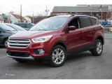 2018 Ruby Red Ford Escape SEL 4WD #125563900