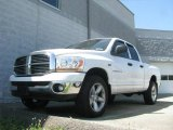 2006 Bright White Dodge Ram 1500 SLT Quad Cab 4x4 #12511682