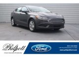 2018 Magnetic Ford Fusion SE #125563956