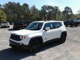 2018 Alpine White Jeep Renegade Altitude #125564078