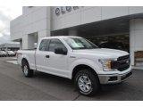 2018 Oxford White Ford F150 XL SuperCab 4x4 #125563892
