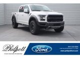 2018 Oxford White Ford F150 SVT Raptor SuperCrew 4x4 #125563942