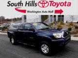 2012 Nautical Blue Metallic Toyota Tacoma SR5 Access Cab 4x4 #125563871