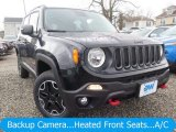 2017 Black Jeep Renegade Trailhawk 4x4 #125563681
