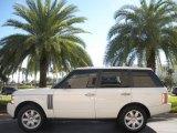 2006 Chawton White Land Rover Range Rover HSE #1249886