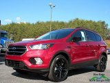 2018 Ruby Red Ford Escape SE 4WD #125563620