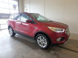 2018 Ruby Red Ford Escape SEL 4WD #125597788