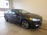 2018 Shadow Black Ford Fusion Sport AWD #125597774