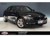 2018 Jet Black BMW 3 Series 330i Sedan #125597936