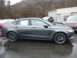 2018 Magnetic Ford Fusion SE #125597867