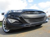2013 Black Noir Pearl Hyundai Genesis Coupe 3.8 Track #125622213