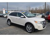 2014 White Platinum Ford Edge Limited #125622194