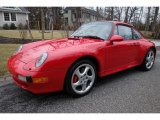 1998 Porsche 911 Carrera S Coupe Data, Info and Specs