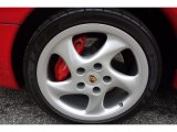 Porsche 911 1998 Wheels and Tires