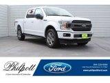 2018 Oxford White Ford F150 XLT SuperCrew 4x4 #125622219