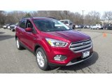 2018 Ruby Red Ford Escape SEL 4WD #125644965