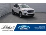 2018 White Platinum Ford Escape SEL #125644926