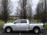 2014 Bright Silver Metallic Ram 1500 SLT Crew Cab 4x4 #125666464