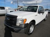 2014 Oxford White Ford F150 XLT SuperCab #125666654