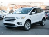 2018 Oxford White Ford Escape SE 4WD #125666533