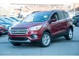 2018 Ruby Red Ford Escape SEL 4WD #125666531