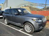 2016 Corris Grey Metallic Land Rover Range Rover HSE #125683937