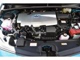 Toyota Prius Prime Engines