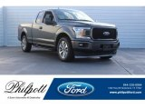 2018 Magnetic Ford F150 XL SuperCab #125683749