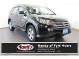 2012 Crystal Black Pearl Honda CR-V LX #125683650