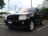 2006 Black Jeep Grand Cherokee Laredo 4x4 #12518299