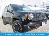 2017 Black Jeep Renegade Trailhawk 4x4 #125710308