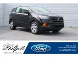2018 Shadow Black Ford Escape S #125710720