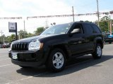 2006 Black Jeep Grand Cherokee Laredo 4x4 #12500769