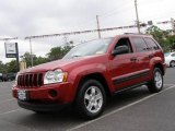 2006 Inferno Red Crystal Pearl Jeep Grand Cherokee Laredo 4x4 #12500771