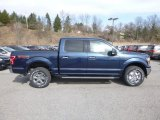 2018 Blue Jeans Ford F150 XLT SuperCrew 4x4 #125710694