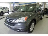 2011 Polished Metal Metallic Honda CR-V SE 4WD #125710862