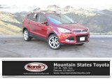 2013 Ruby Red Metallic Ford Escape Titanium 2.0L EcoBoost 4WD #125754711