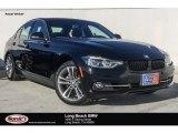 2018 Jet Black BMW 3 Series 330i Sedan #125754866