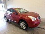 2012 Cayenne Red Nissan Rogue SL AWD #125754775