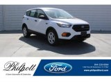 2018 Oxford White Ford Escape S #125775193