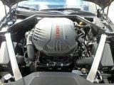 Kia Stinger Engines