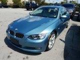 2008 Atlantic Blue Metallic BMW 3 Series 335i Coupe #125814480