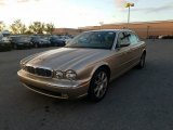 Topaz Metallic Jaguar XJ in 2005