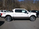 2018 White Platinum Ford F150 King Ranch SuperCrew 4x4 #125814462