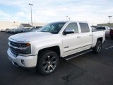 2018 Iridescent Pearl Tricoat Chevrolet Silverado 1500 High Country Crew Cab 4x4 #125814417