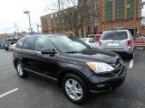 2011 Crystal Black Pearl Honda CR-V EX-L 4WD #125814355