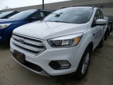 2018 Oxford White Ford Escape SE 4WD #125861921