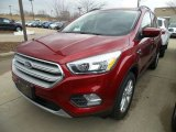 2018 Ruby Red Ford Escape SE 4WD #125861914